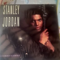 Discos de vinilo: STANLEY JORDAN CORNUCOPIA. Lote 269106028