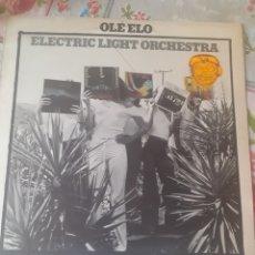 Discos de vinilo: ELECTRIC LIGHT ORCHESTRA OLE ELO. Lote 269108313