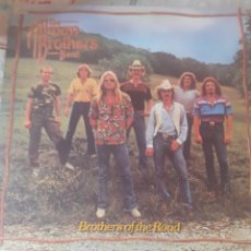 Discos de vinilo: THE ALLMAN BROTHERS BAND BROTHERS OF THE ROAD. Lote 269108623