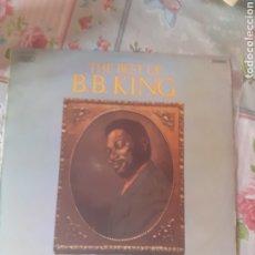 Discos de vinilo: THE BEST OF B.B.KING. Lote 269109848