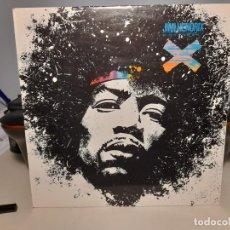 Discos de vinilo: LP JIMI HENDRIX : KISS THE SKY ( RARA EDICION ESPAÑOLA, 1984 ). Lote 269118513
