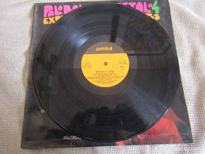 Discos de vinilo: Palobal Orquestal Nº 4 - Explosion de Exitos - Gran Orquesta Hispania LP - Foto 3 - 269167723