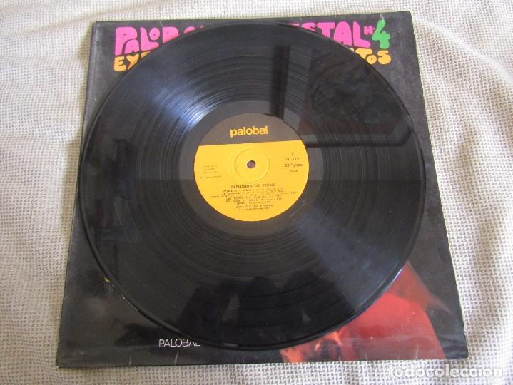 Discos de vinilo: Palobal Orquestal Nº 4 - Explosion de Exitos - Gran Orquesta Hispania LP - Foto 5 - 269167723