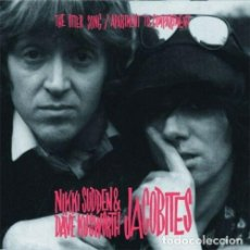 "Discos de vinilo: JACOBITES THE OTTER SONG 7"" . NIKKI SUDDEN DAVE KUSWORTH LOS TUPPER STONES. Lote 269176578"