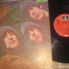 Discos de vinilo: THE BEATLES - RUBBER SOUL - SOLP-7105 (EMI ODEON-1966-73 ) EDITADO VENEZUELA CARTON DURO. Lote 269202003