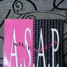 Discos de vinilo: A.S.A.P. - MUEVELO. Lote 269206393