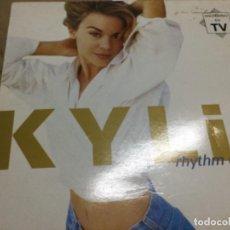 Discos de vinilo: KYLIE MINOGUE - RHYTHM OF LOVE. Lote 269208353