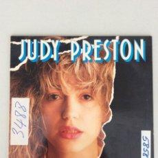 Discos de vinilo: JUDY PRESTON. EVERYNIGHT. Lote 269208783