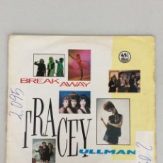 Discos de vinilo: BREAK AWAY. TRACEY ULLMAN. Lote 269211333