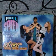 Discos de vinilo: FULL SPEED - STAR. Lote 269214613