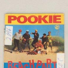 Discos de vinilo: POOKIE. BEACHPARTY. GUATEQUE EN LA PLAYA. Lote 269218193