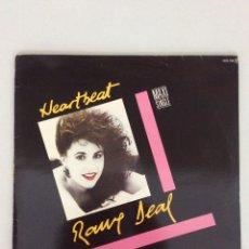 Discos de vinilo: HEART BEAT. RAWE DEAL. Lote 269219778