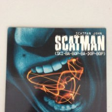 Discos de vinilo: SCATMAN. SKI-BA-BOP-BA-DOP-BOP. Lote 269221193