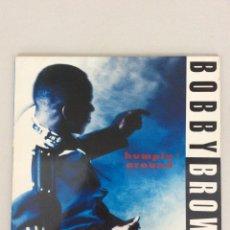 Discos de vinilo: BOBBY BROWN. HUMPIN ' AROUND. Lote 269222368