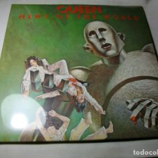 Discos de vinilo: QUEEN NEWS OF THE WORLD LP NEW & SEALED. Lote 269223198