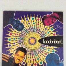 Discos de vinilo: LONDONBEAT. YOU BRING ON THE SUN. Lote 269223263