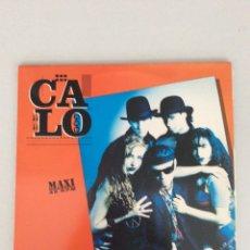 Discos de vinilo: CALO. EL CAPITÁN. Lote 269224513