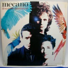 Discos de vinilo: MECANO DESCANSO DOMINICAL EDICIÓN ESPECIAL GATEFOLD DISCO LP. Lote 269228713