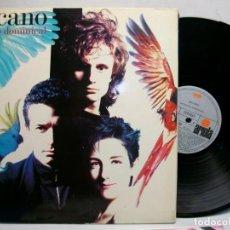 Discos de vinilo: MECANO DESCANSO DOMINICAL EDICIÓN ESPECIAL GATEFOLD DISCO LP. Lote 269229183