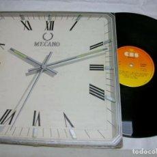 Discos de vinilo: MECANO HOY NO ME PUEDO LEVANTAR EDICIÓN ESPECIAL GATEFOLD LP. Lote 269230263