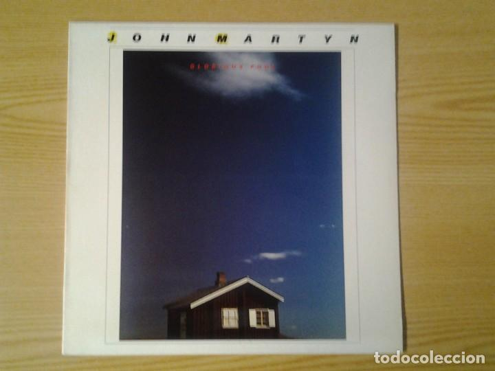 JOHN MARTYN -GLORIOUS FOOL- LP DUKE RECORDS 1981 ED. AMERICANA DU 19345 MUY BUENAS CONDICIONES (Música - Discos - LP Vinilo - Jazz, Jazz-Rock, Blues y R&B)