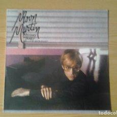 Discos de vinilo: MOON MARTIN - MYSTERY TICKET - LP CAPITOL 1982 ED. ESPAÑOLA MUY 10C 064-400.087 MUY BUENAS CONDICION. Lote 269245823