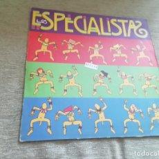 Discos de vinilo: LOS ESPECIALISTAS. LP. Lote 269246278