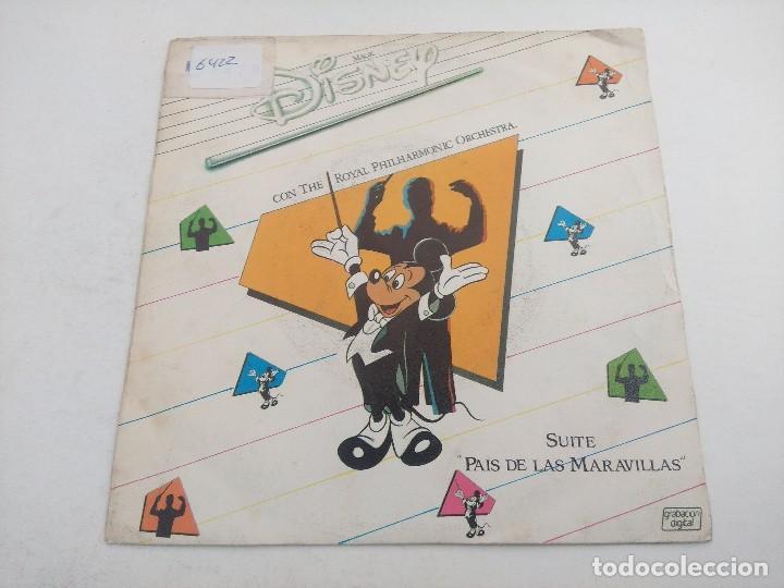 SINGLE/MAGIC DISNEY THE ROYAL PHILHARMOCIC ORCHESTRA. (Música - Discos - Singles Vinilo - Bandas Sonoras y Actores)