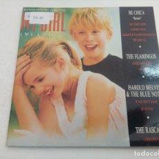 Discos de vinilo: SINGLE/BANDA SONORA ORIGINAL MY GIRL/MI CHICA/DOBLE SINGLE.. Lote 269247888