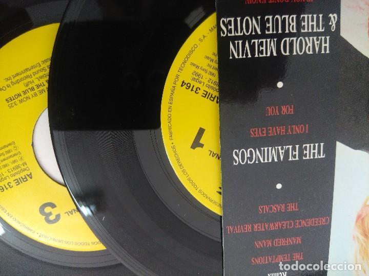 Discos de vinilo: SINGLE/BANDA SONORA ORIGINAL MY GIRL/MI CHICA/DOBLE SINGLE. - Foto 3 - 269247888