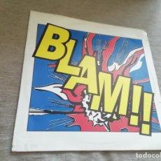 "Discos de vinilo: BLAM!! - LA LINEA +3 TEMAS. 12"". Lote 269248273"