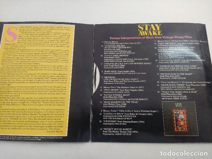 Discos de vinilo: SINGLE/MICKEY MOUSE MARCH/AARN NEVILLE-RINGO STAR. - Foto 2 - 269248588
