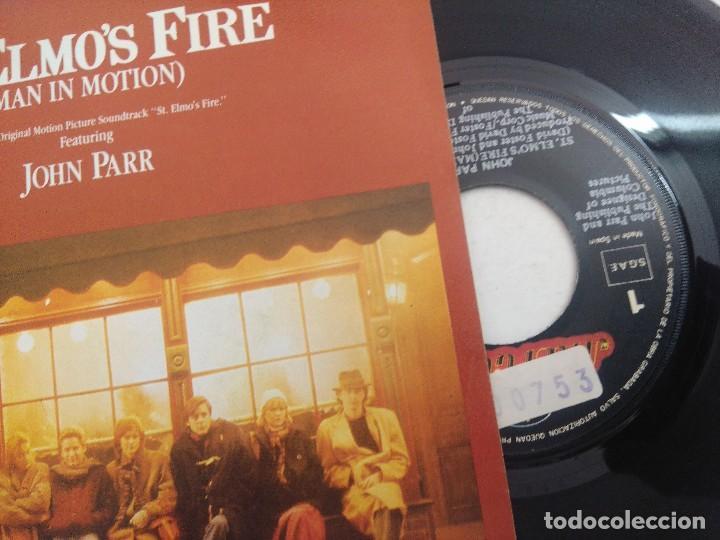 Discos de vinilo: SINGLE/JOHN PARR/St ELMOS FIRE. - Foto 2 - 269248993