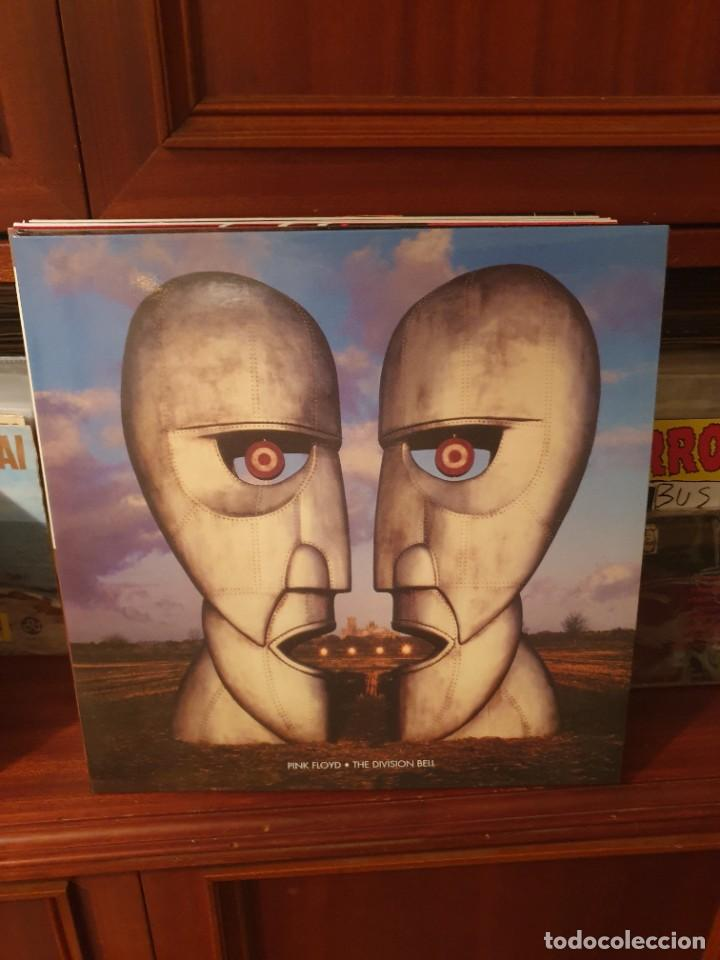 PINK FLOYD / THE DIVISION BELL / GATEFOLD / NOT ON LABEL (Música - Discos - LP Vinilo - Pop - Rock Internacional de los 90 a la actualidad)
