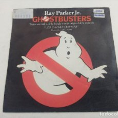 Discos de vinilo: SINGLE/RAY PARKER JR/GHOSTBUSTERS.. Lote 269253183