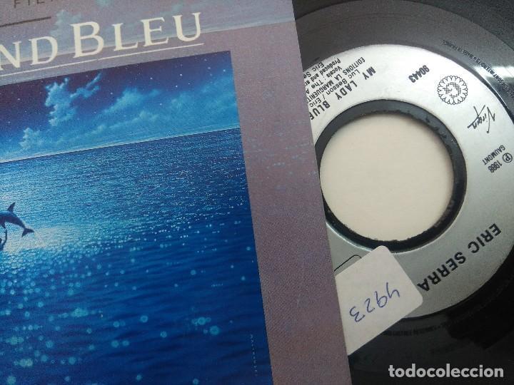 Discos de vinilo: SINGLE/ERIC SERRA/LE GRAND BLEU. - Foto 2 - 269254418