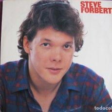 Disques de vinyle: LP - STEVE FORBERT - SAME (PORTUGAL, EPIC RECORDS 1982). Lote 269256898
