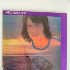 Discos de vinilo: VINILO JOAN MANUEL SERRAT MEDITERRÁNEO 1972 EDICIÓN ARGENTINA.3,33 ENVÍO CERTIFICADO.VER FOTOS.. Lote 269257023