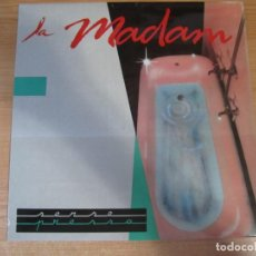 Discos de vinilo: DISCO VINILO LA MADAM SENSE PRESSA ROCK CATALA. Lote 269272563