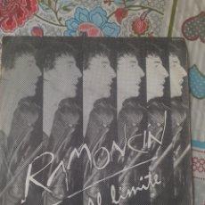 Discos de vinilo: RAMONCIN AL LIMITE. Lote 269275323