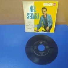 Discos de vinilo: SINGLE DISCO VINILO NEIL SEDAKA FALLIN. Lote 269285173