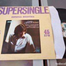 Discos de vinilo: JOSÉ FELICIANO - I SECOND THAT EMOTION. Lote 269306653