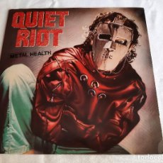 Discos de vinilo: QUIET RIOT -METAL HEALTH- LP DISCO VINILO. Lote 269311543