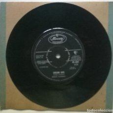Discos de vinilo: BRUCE CHANNEL. DREAM GIRL/ HEY BABY. MERCURY, UK 1962 SINGLE. Lote 269322213