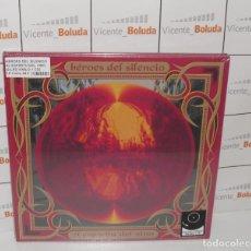 Discos de vinil: HEROES DEL SILENCIO EL ESPÍRITU DEL VINO (CD + 2 LPS VINILO) NUEVO Y PRECINTADO ENVIÓ ESPAÑA GRATIS. Lote 269335203