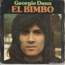 Disques de vinyle: GEORGIE DANN,EL BIMBO DEL 75. Lote 269344663