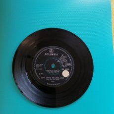 Dischi in vinile: LULU - LOVE LOVES TO LOVE/YOU AND I - 1967. Lote 269355033