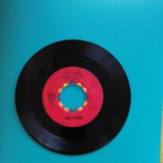 Dischi in vinile: BOB LUMAN - LET'S THINK ABOUT LIVING/YOU'VE GOT EVERYTHING. Lote 269358418