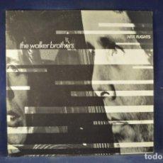 Discos de vinilo: THE WALKER BROTHERS - NITE FLIGHTS - LP. Lote 269362088