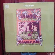 Discos de vinilo: THE BYRDS–LIVE IN ROME 1968. LP VINILO PRECINTADO. Lote 269365113